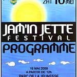 Programme Jam in Jette