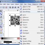 Inkscape : menu vectoriser le bitmap