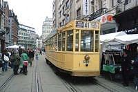 Ancien tram