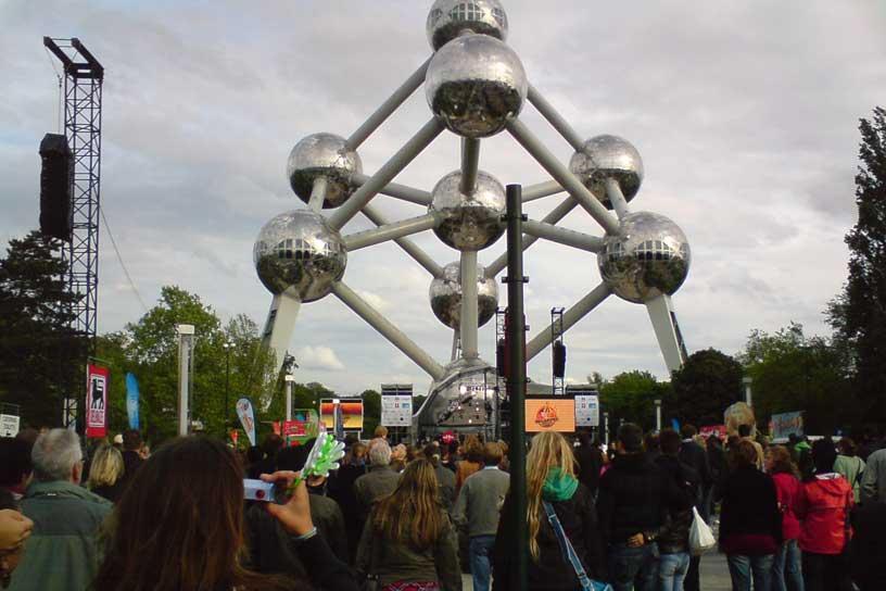 Concert Atomium 2