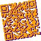 QR code avec un effet de relief