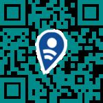 QR code & logo