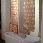 Salle de bain – baignoire