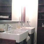 Salle de bain – lavabos