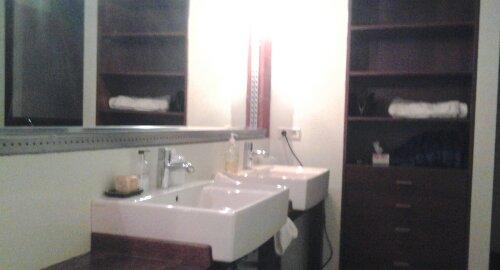 Salle de bain - lavabos
