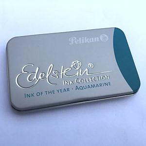 Cartouches d'encre Pelikan Edelstein Aquamarine