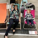 Chaise longue Ikéa