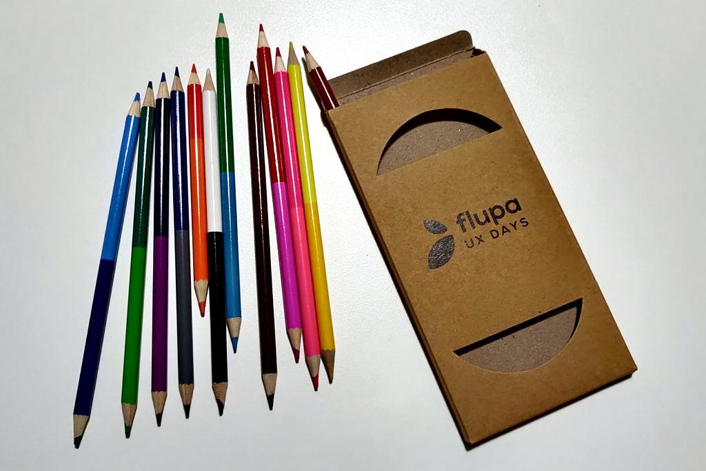 Crayons Flupa