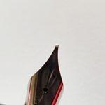 Bock BB left foot oblic curved italic 004